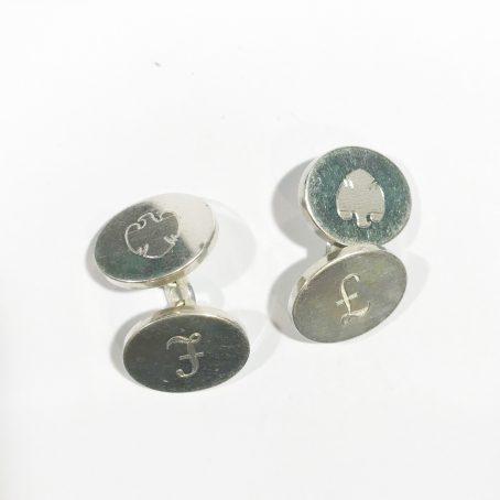 gemelli vintage in argento 925 Links of London