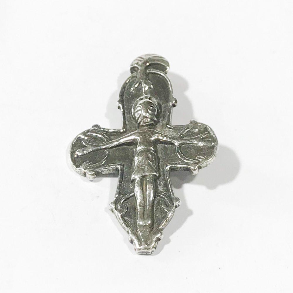 David Andersen ciondolo croce vintage in argento